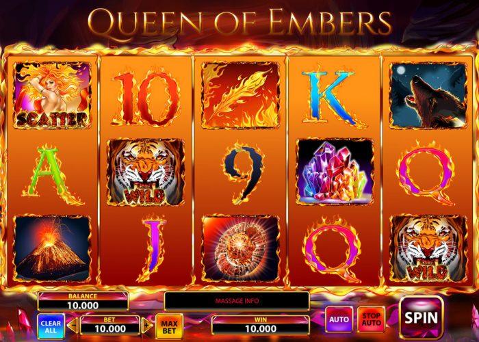 Queen of Embers