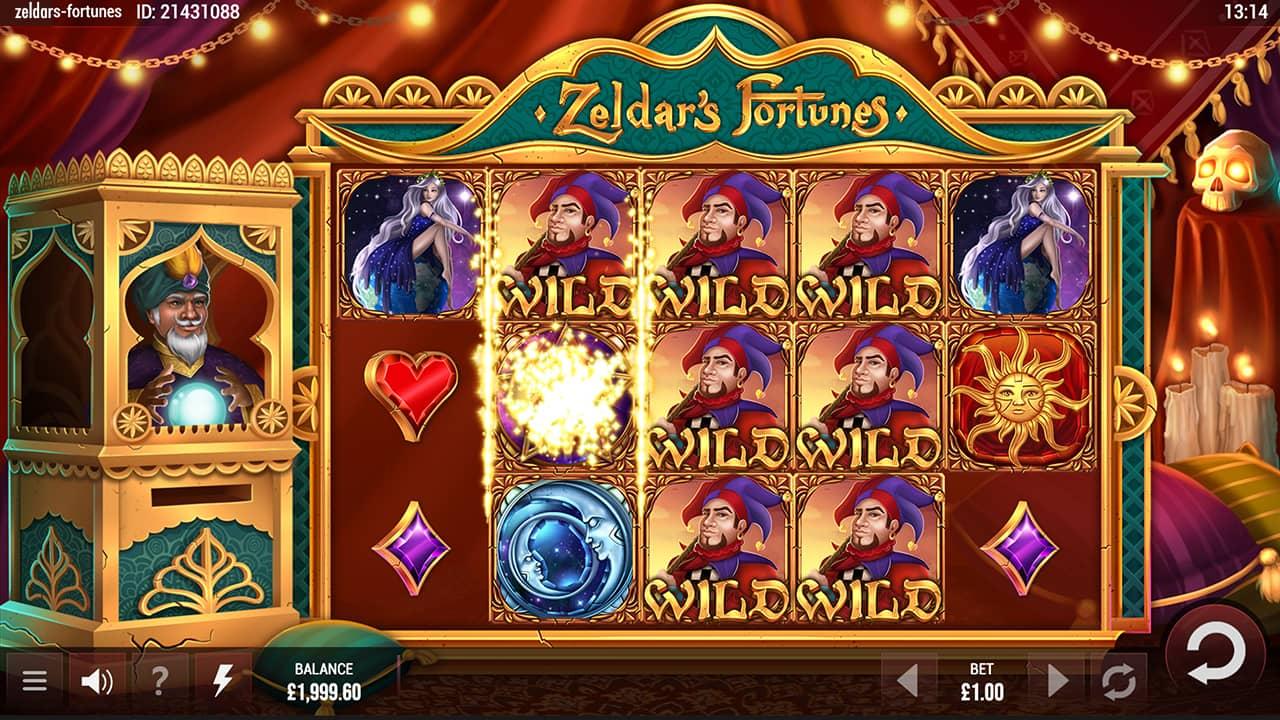 Zeldar's Fortunes